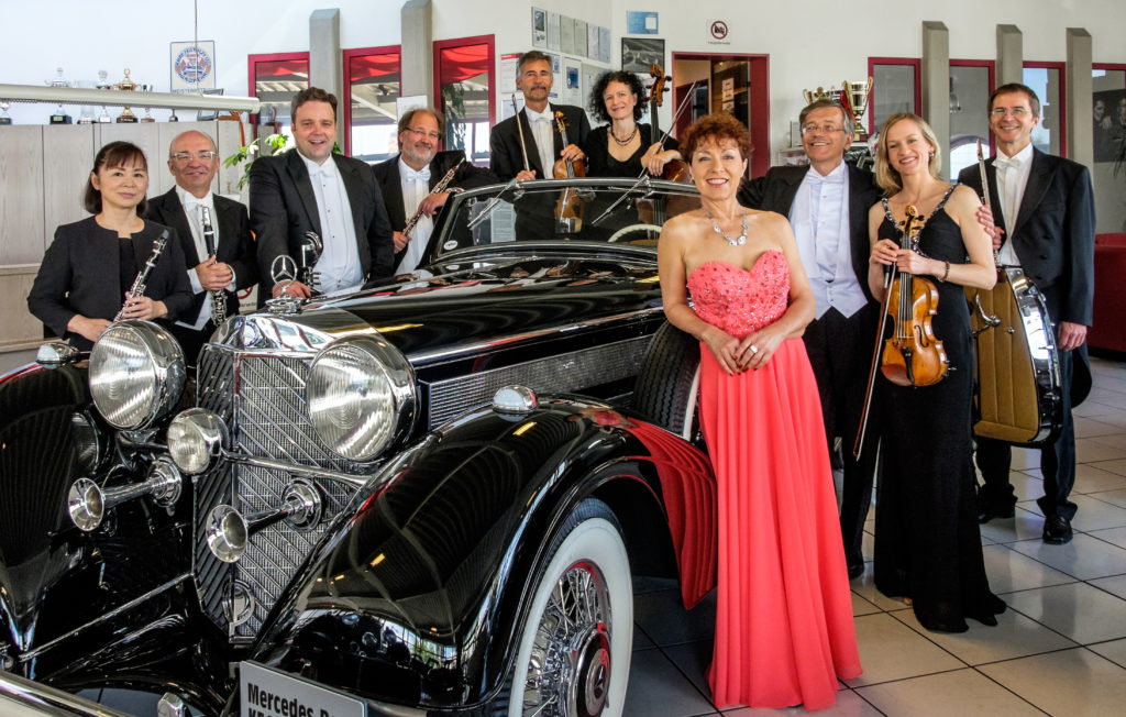 Das Stuttgarter Operettenensemble